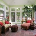 inside sunrooms interior decorating , 7 Charming Interior Design Ideas For Sunrooms In Living Room Category