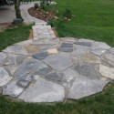 inspiring flagstone patio designs , 7 Hottest Flagstone Patio Designs In Others Category