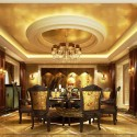 interior design living room , 6 Gorgeous Gold Interior Design Ideas In Interior Design Category