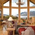 interior rustic design , 6 Awesome Rustic Cabin Interior Design Ideas In Living Room Category