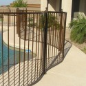 iron gates , 6 Charming Rod Iron Fence In Others Category