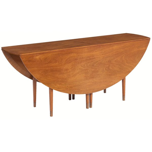 Furniture , 8 Unique Oval Drop Leaf Dining Table : leaf dining table