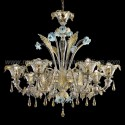 lights Murano glass chandelier , 8 Fabulous Murano Glass Chandelier In Lightning Category