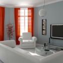 Interior Design , 8 Cool interior design ideas for living room and kitchen : living room interior design ideas