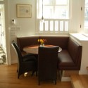 love Banquette Seating , 8 Charming Banquette Dining Table In Dining Room Category