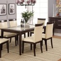 marble dining table , 8 Hottest Faux Marble Dining Table In Dining Room Category