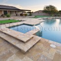 marble floor , 7 Hottest Travertine Pool Coping In Others Category