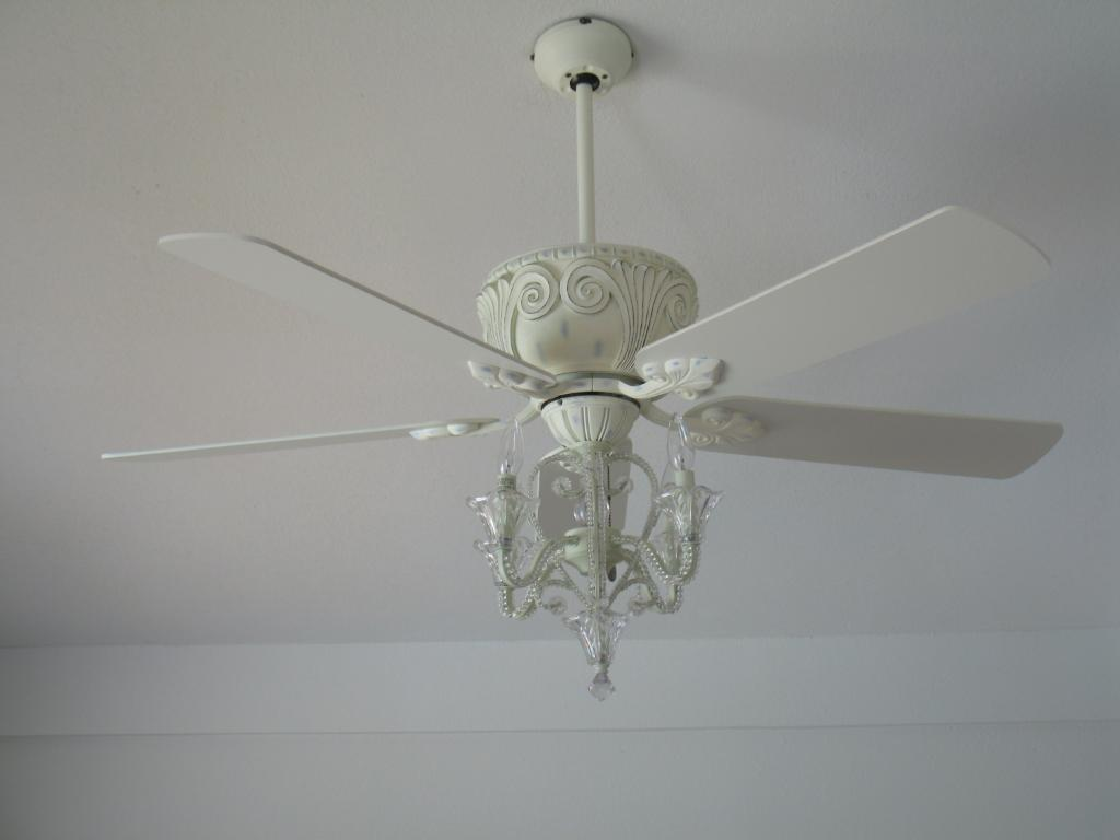 1024x768px 7 Ultimate Shabby Chic Ceiling Fans Picture in Others