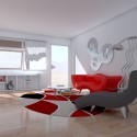 modern interior design , 6 Unique Interior Design Ideas Contemporary In Living Room Category
