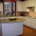 modern kitchen cabinets , 7 Popular Canta Cecilia Granite Countertops In Kitchen Category