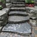 orilia slab stone steps , 7 Stunning Cobblestone Pavers In Others Category