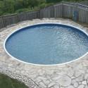 photo gallery of small semi inground swimming pools , 8 Perfect Small Inground Swimming Pools In Others Category