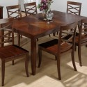 piece expandable dining set , 8 Charming Expandable Dining Table Set In Dining Room Category