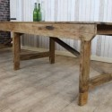 pine trestle dining table , 8 Fabulous Pine Trestle Dining Table In Furniture Category