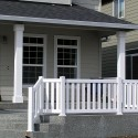 railing design , 7 Unique Front Porch Railings In Homes Category