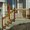 railing stainless steel , 7 Unique Front Porch Railings In Homes Category
