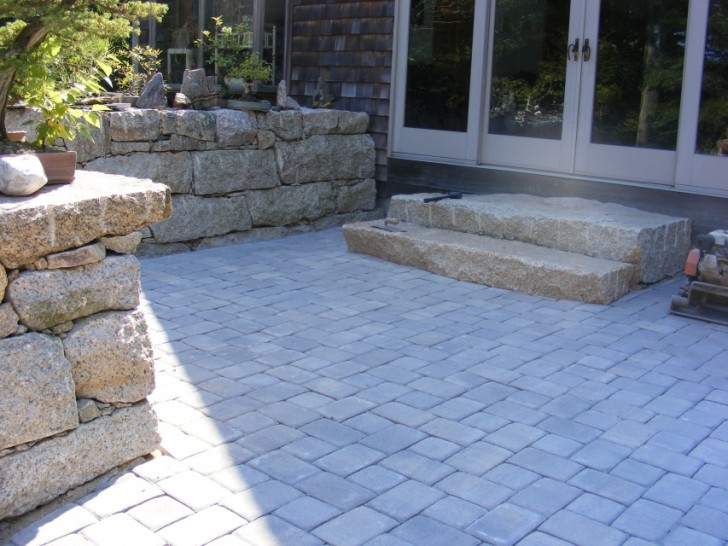 Others , 8 Hottest Bluestone Pavers : rectangular shapes