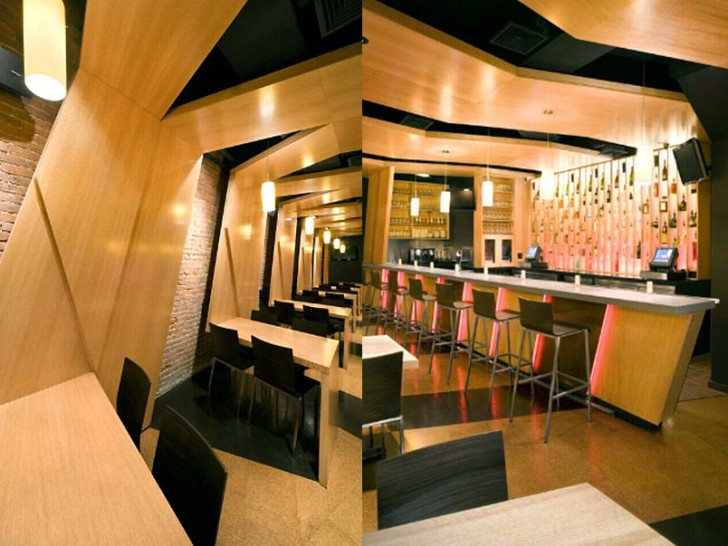 Interior Design , 7 Stunning Interior Design Ideas Restaurants : Restaurant Interior Design Ideas