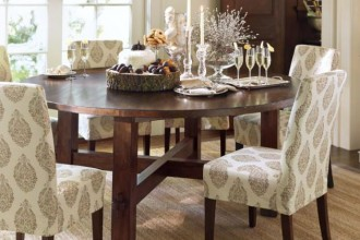 630x567px 6 Perfect Pottery Barn Dining Table For Sale Picture in Dining Room