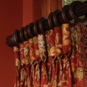 sheer curtains , 8 Brilliant Drapery Pleat Styles In Furniture Category