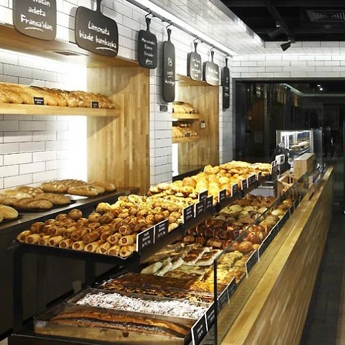 Shop Design Traditional Bakery : 7 Outstanding Bakery Interior ...