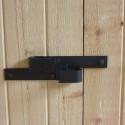 sliding barn door lock , 7 Unique Barn Door Locks In Others Category