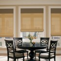 sliding glass doors shades , 5 Ideal Roman Shades For Sliding Glass Doors In Interior Design Category