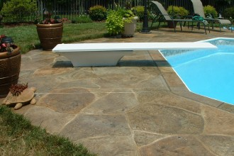 1000x750px 7 Superb Stamped Concrete Pool Deck Picture in Others