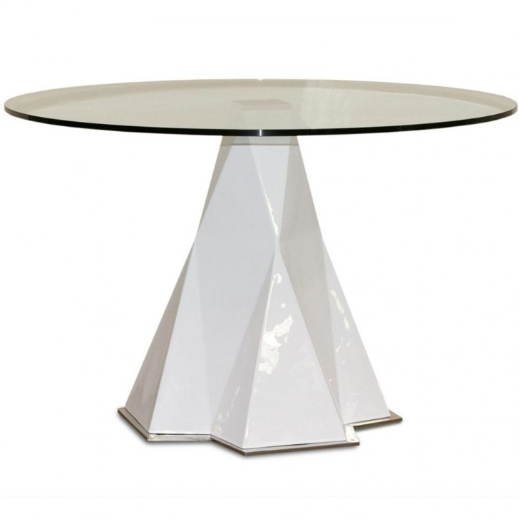 Furniture , 7 Unique Dining Table Bases For Glass Tops : table bases for glass tops