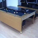 table cum dining table , 8 Fabulous Convertible Dining Room Pool Table In Furniture Category
