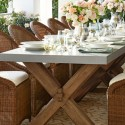 the Outdoor Dining Table , 6 Perfect Pottery Barn Dining Table For Sale In Dining Room Category