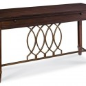 transitional dining tables , 8 Excellent Flip Top Console Dining Table In Furniture Category