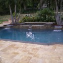 travertine pool dec , 7 Hottest Travertine Pool Deck In Others Category