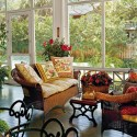 wicker furniture , 7 Excellent Screened Porch Furniture In Living Room Category
