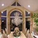 window dressing , 7 Excellent Window Treatments For Arched Windows In Interior Design Category