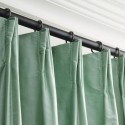 window treatments , 8 Brilliant Drapery Pleat Styles In Furniture Category