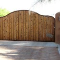 wooden gate , 6 Best Wooden Driveway Gates In Others Category