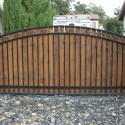 wrought iron doors , 8 Awesome Driveway Gate Designs In Others Category