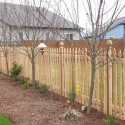 wrought iron fence , 7 Awesome Cedar Fence Pickets In Others Category