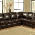 Abbyson Living Italian Leather , 8 Nice Italian Leather Sectional In Furniture Category