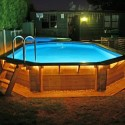 Above Ground Swimming Pool Landscaping , 7 Best Above Ground Pool Decks In Others Category