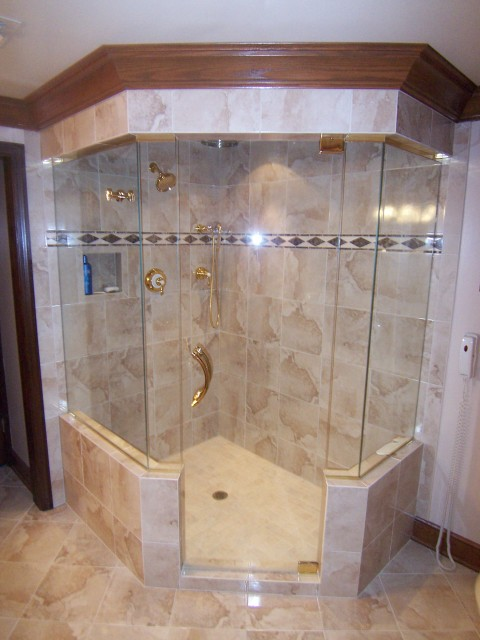 Bathroom , 7 Best Neo Angle Shower : Angle Shower Custom