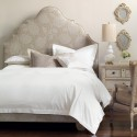 Antoinette French style , 8 Fabulous Padded Headboard In Bedroom Category