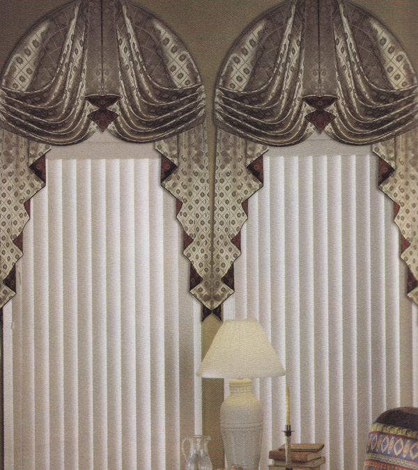 Others , 8 Hottest Curtains For Arched Windows : Arched Window Curtains