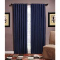 Austin Microsuede Blackout Curtain Panel , 7 Gorgeous Navy Blackout Curtains In Others Category