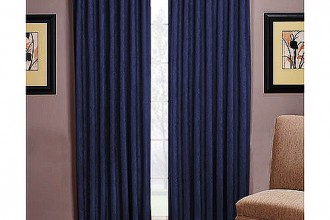 500x500px 7 Gorgeous Navy Blackout Curtains Picture in Others