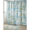 Avanti Blue Waters Shower Curtain , 8 Hottest Avanti Shower Curtains In Others Category