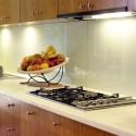 Back Painted Glass Backsplash , 8 Good Back Painted Glass Backsplash In Kitchen Category