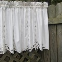 Battenburg Lace Country Window Curtain , 8 Fabulous Battenburg Lace Curtains In Others Category
