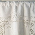 Battenburg Tablecloth Window Curtain , 8 Fabulous Battenburg Lace Curtains In Others Category